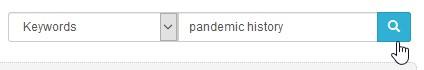 DOAJ search terms