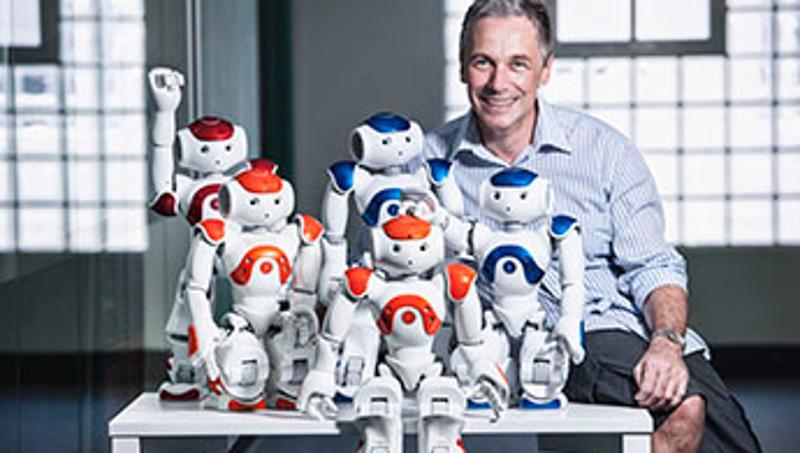 Qut World First Open Online Robotics Courses For The Masses