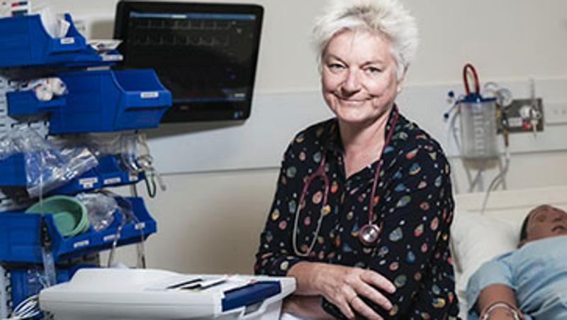 Stopping the stereotypes: Re-defining the role of emergency nurse practitioners