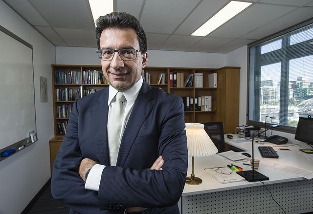 Professor Pascalis Raimondos