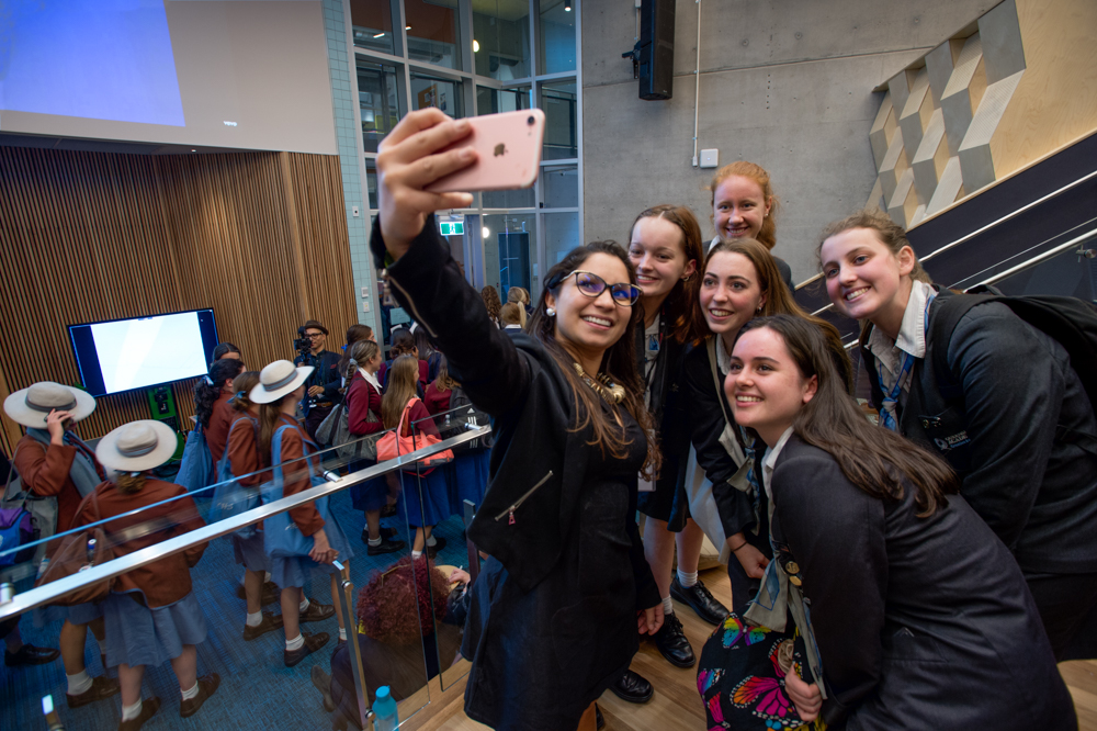 6da6c8425b5 #metoo sparks #watchit - QUT gives voice to schoolgirls to end cyberbullying