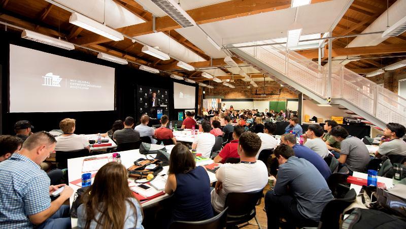 QUT - Calling all innovators - MIT Innovation and Entrepreneurship