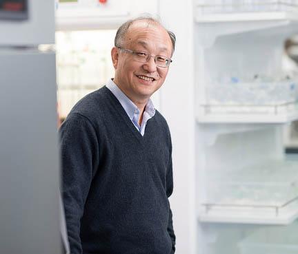 Professor Huai Yong Zhu