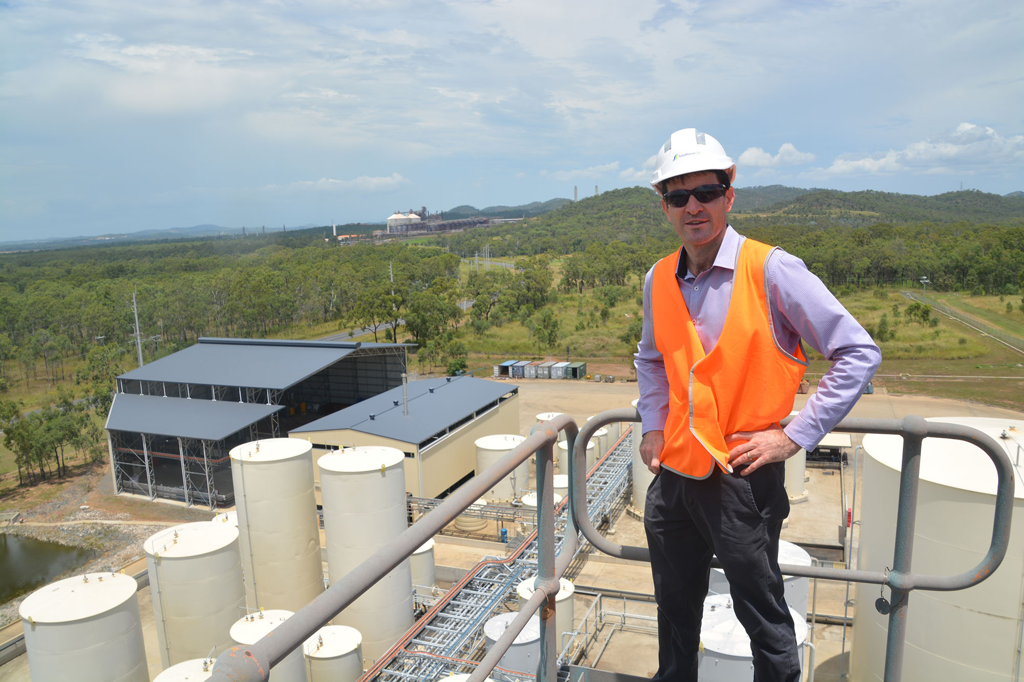 QUT - Pilot plant to turn sugarcane waste into biofuel and