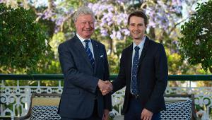 Nicholas Salmon is Queensland's 2020 Rhodes Scholar