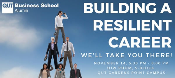 Building a Resilient Career: We'll take you there