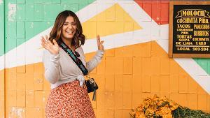Nutrition science graduate Jacqui Toumbas shows an entrepreneur's heart