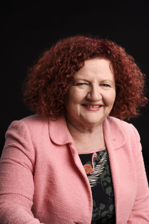 QUT  Vice-Chancellor Professor Margaret Sheil.
