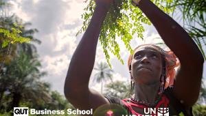 Empowering women & girls: In conversation with UN Women Australia